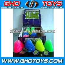 hot:Luminous LED slime toys flashing toys