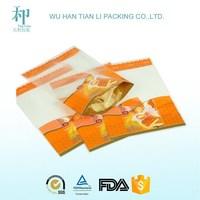100%Food Raw Material Plastic Bread Packaging Bag