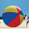 PVC clorful beach ball