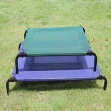 Hot sales Durable Cozy Dog Bed Cheap PVC Mesh