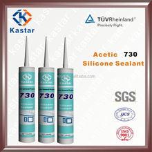 General purpose oxime silicone sealant
