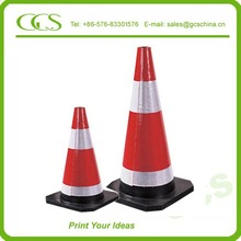 custom albania road cone plastic traffic cone with fresh new plastic