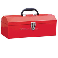 cheapest red husky truck tool box