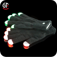 High Quality Party Giveaways Led Gloves Laser Gloves For Club