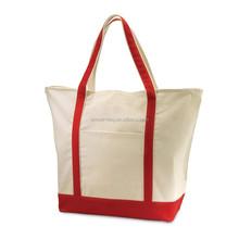 Durable Large Shopping Canvas Bag,Reusable Cotton bag,Canvas tote bag