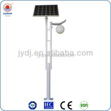 solar garden led light 2m 3m/ led garden lamp 5w 10w/new design solar power garden light