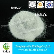 Borax for glass pottery Na2B4O7.10H2O High quality ( Sodium borate ) 99%
