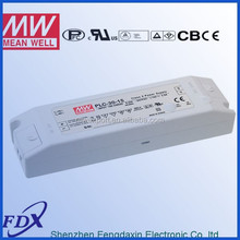 Meanwell 20v led light driver with pfc 30w PLC-30-20