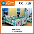 Muebles de plástico cama de Preescolar / cama Muebles de guardería/ Niños Cuna Cama (BP-K140107)