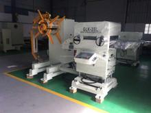 Automatic Uncoiler machine straightener and servo feeder machine,Model:GLK3