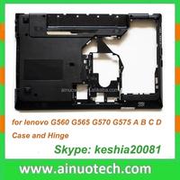 laptop spare A B C D shell for lenovo laptop G570 G575 G560 G565 G580 bottom case top cover screen frame LCD rear cover
