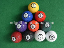 Personalized Golf Ball Suppliers