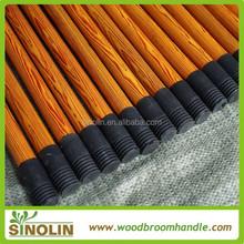 SINOLIN dustpan wooden stick, long handle mop, mop and broom holder