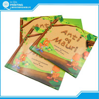 Hardcover Child Book 4Color High Quality Printing