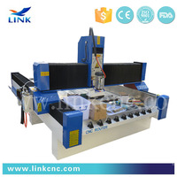 Made in China LXS1325 5 axis cnc stone carving machine cnc machine kits