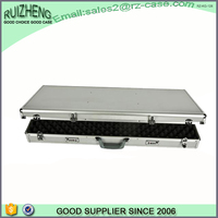 New design gun case aluminum gun safe box