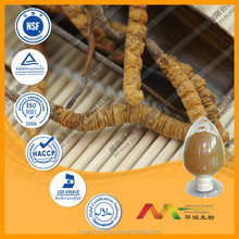 Most health functions ISO&GMP certified Vaccinium Cordyceps Sinensis Extract