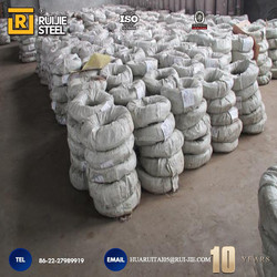 sell good 2.5mm galvanized steel wire from Ruijie big wire manufacturer/your first choice in china