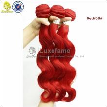 LuxeFame unprocessed classy tasteful 6a grade brazilian ombre hair body wave