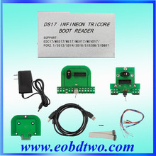 2015 Promotion DS17 bootmode Auto ECU programmer for BDM system DS17 Infineon Tricore Boot Reader