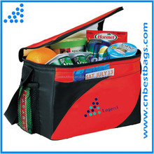 Promotional outdoor can cooler bag,cooler ice pack