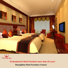 Hotel solid wood bedroom furniture prices