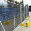 Temporary metal fence panels,anti clamb fence panels