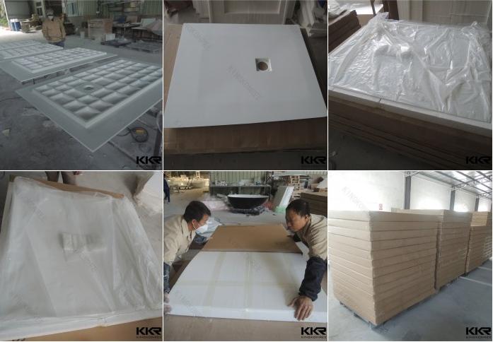 fonte pierre salle de bains douche plateau 70x70 id de. Black Bedroom Furniture Sets. Home Design Ideas