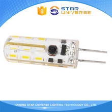 Top grade high quality silicone g4 led