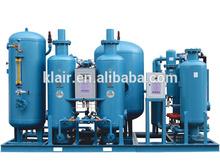 PSA generador de nitrógeno de plantas