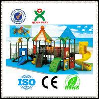 Fantastic portable playground equipment/kids play equipments/metal playground slides/QX-11020B