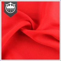 2015 New Design Women garment use Pure silk chiffon fabric prices