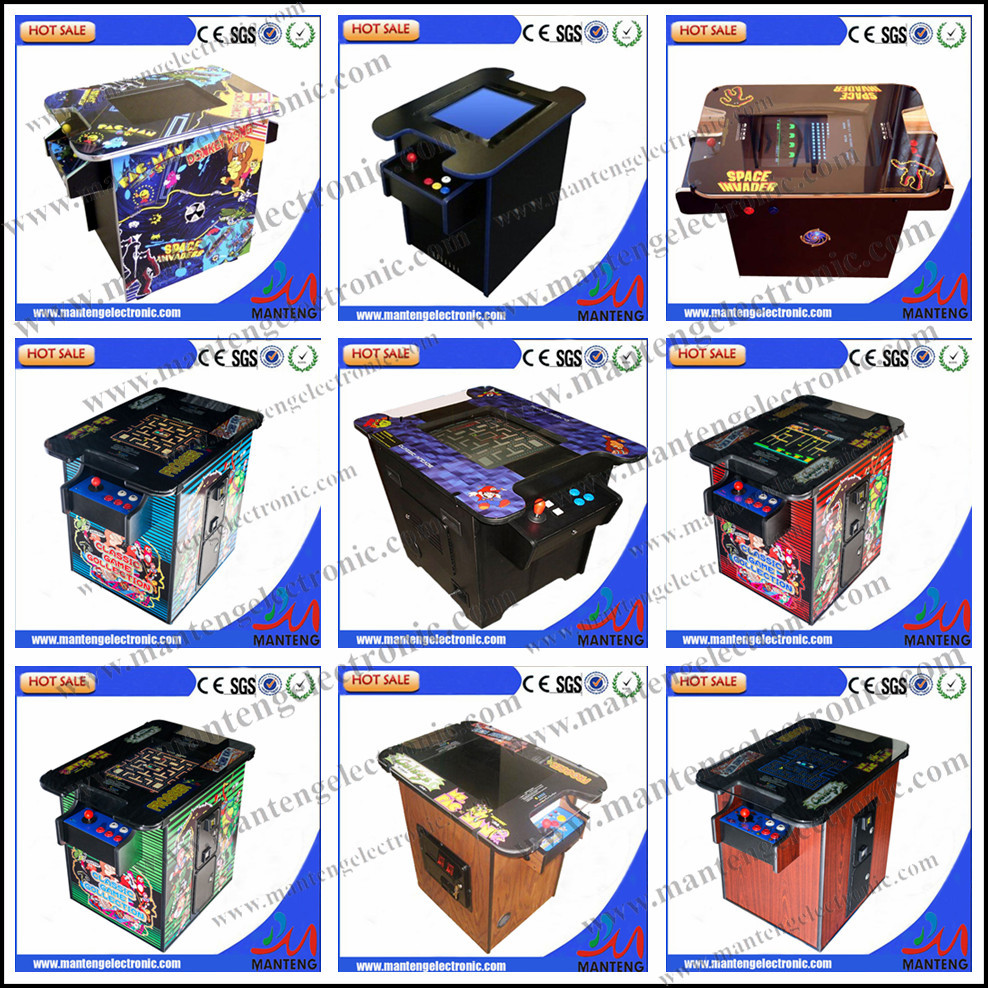 Classic 60 in 1 mini arcade machine cocktail table arcade for 10 in 1 games table australia