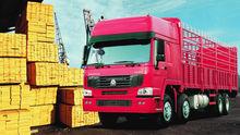 Sinotruk camión de carga serie HOWO (nuevo modelo)