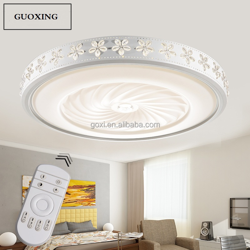 Fashion high end 64w dimmable led ceiling light for living room bathroom buy 64w dimmable led for High end bathroom light fixtures
