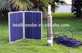China, mini bomba de agua solar / calor solar / bomba energia solar bomba de agua de pozo profundo sumergible con precio al por mayor