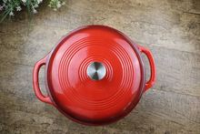 enamel cast iron cookware