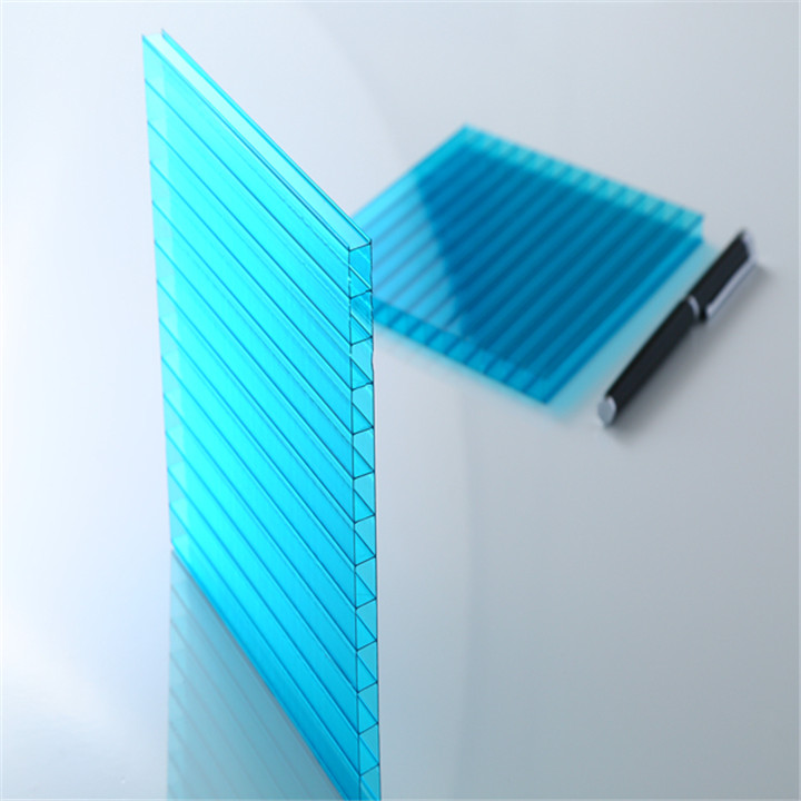 Clear Roof Panel/ Clear Roofing Panel/Transparent Roof Panel with 12.8mm-12mm thickness