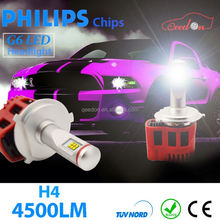 Qeedon OEM third generationled headlight convertion kit automotive lamps and bulbsled auto 45W led