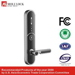 smart door lock, hotel key card lock, hotel card key lock system