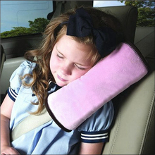 Baby Auto Pillow Car Covers Safety Belt Shoulder Pad Vehicle Baby Car Seat Belt Cushion For Kids Children