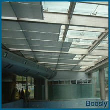 aluminum alloy blade European canopy shade