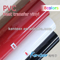 Computer Cutting heat Transfer Vinyl For Textiles