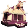 Dalmatian inflatable bouncer,Cute Dog bounce house,
