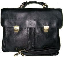 Soft Leather Messenger Bag Unisex Laptop Bag Crossbody Shoulder Bag