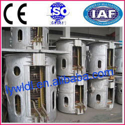 aluminum electric melting holding furnace