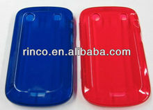 Silicone Gel Skin Cell Phone Case Cover for Blackberry Bold 9900 9930
