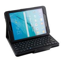 OEM ODM Factory supply for samsung galaxy tab S2 9.7 France bluetooth keyboard case