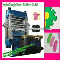 Hot Sale EVA Sheet foaming Press Machine/EVA Mat Vulcanizer