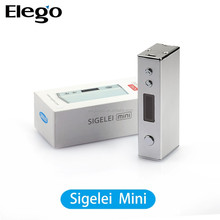 Original Sigelei mini 30W & iStick 30W with Atlantis & Atlantis 2 in Stock